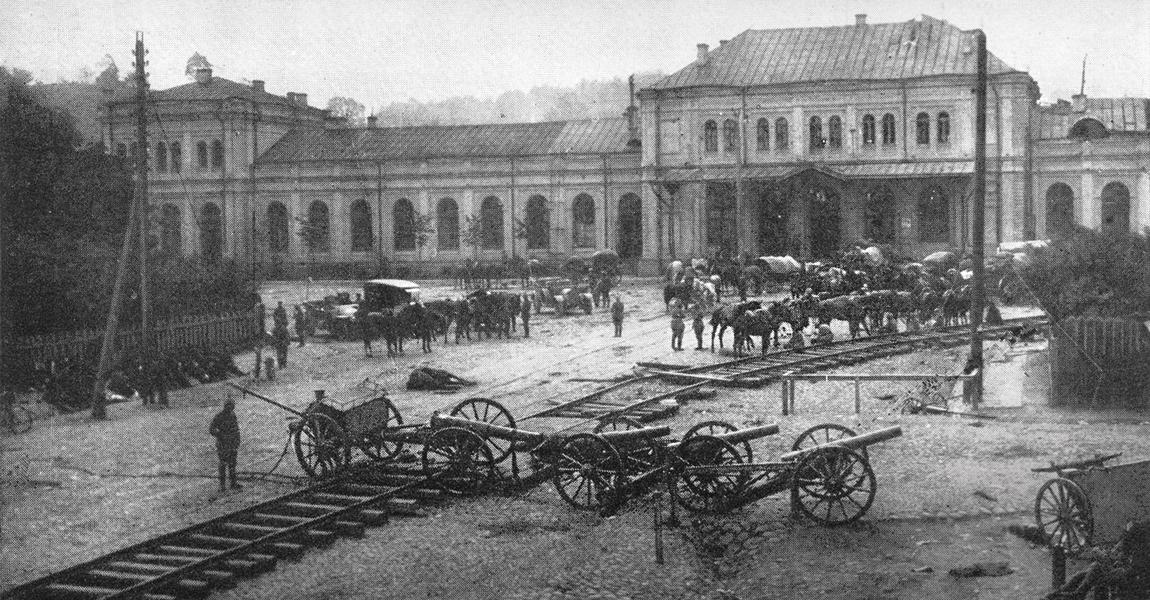 Kaunas: maža didelio miesto istorija (II)