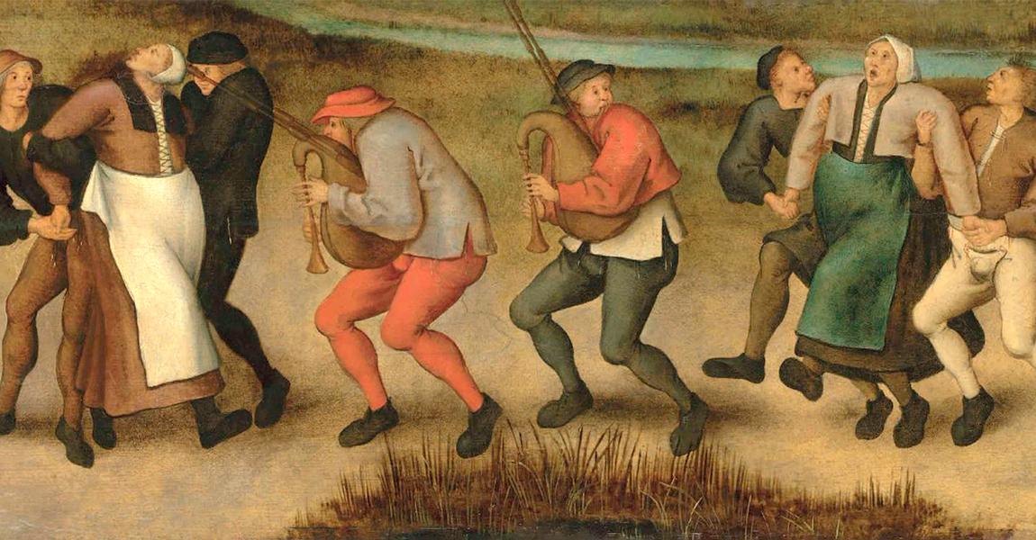 1518-ųjų šokių maras